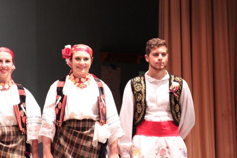 American Zagreb Junior Tamburitzans