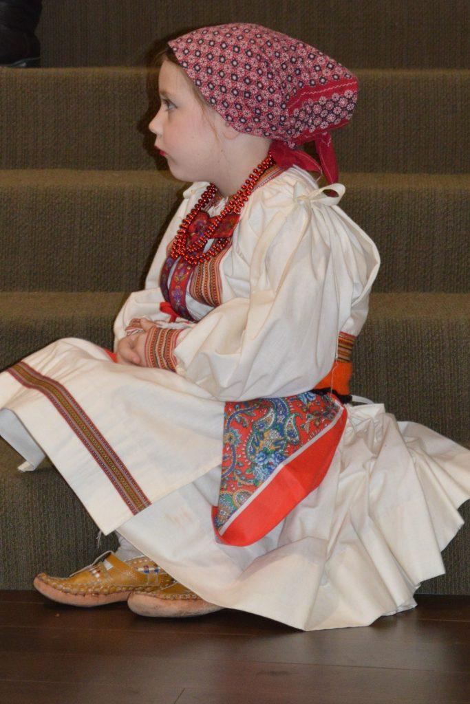 Traditional Croatian dress